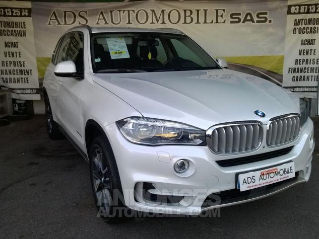 BMW X5 XDRIVE30D 258 CH xLine A Blanc Occasion - 0