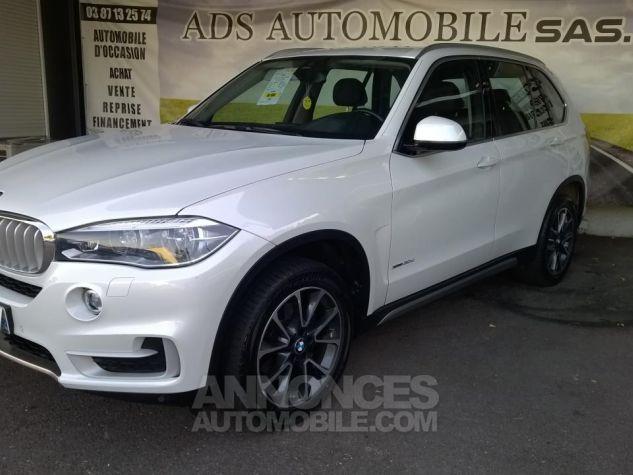 BMW X5 XDRIVE30D 258 CH xLine A Blanc Occasion - 1