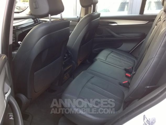 BMW X5 XDRIVE30D 258 CH xLine A Blanc Occasion - 6