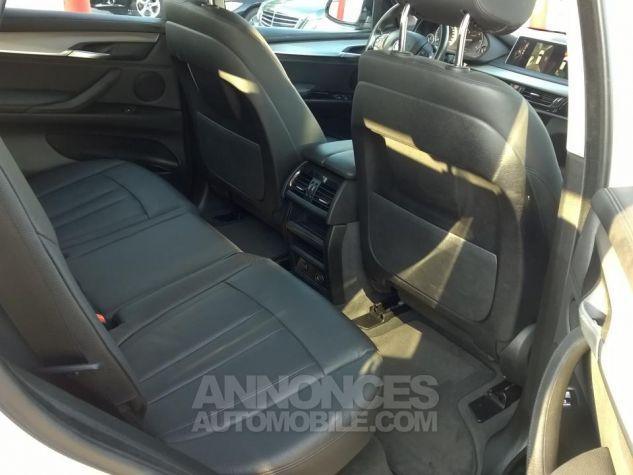 BMW X5 XDRIVE30D 258 CH xLine A Blanc Occasion - 11