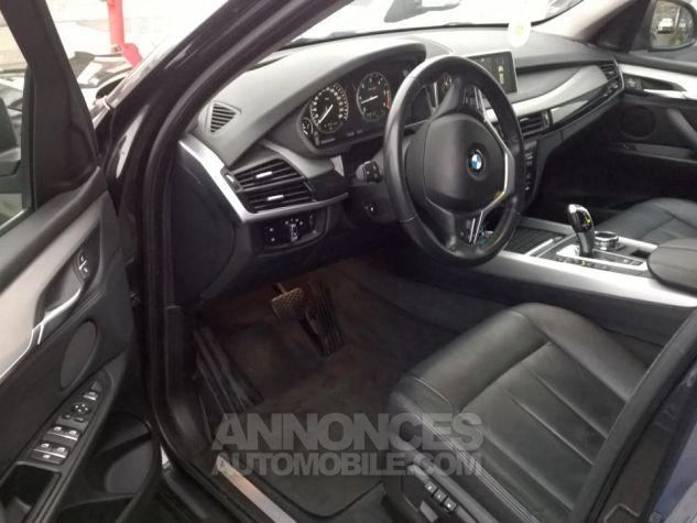 BMW X5 XDRIVE30D 258CH 7PLACE Lounge Plus A Gris Occasion - 3