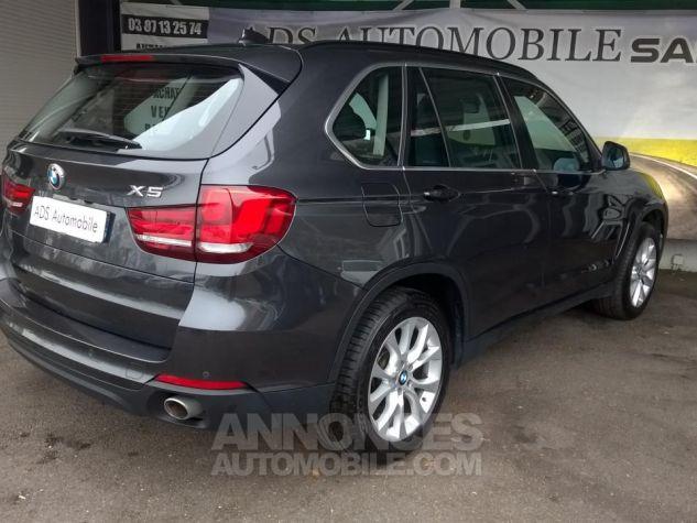 BMW X5 XDRIVE30D 258CH 7PLACE Lounge Plus A Gris Occasion - 6