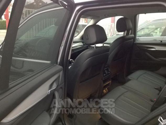 BMW X5 XDRIVE30D 258CH 7PLACE Lounge Plus A Gris Occasion - 10