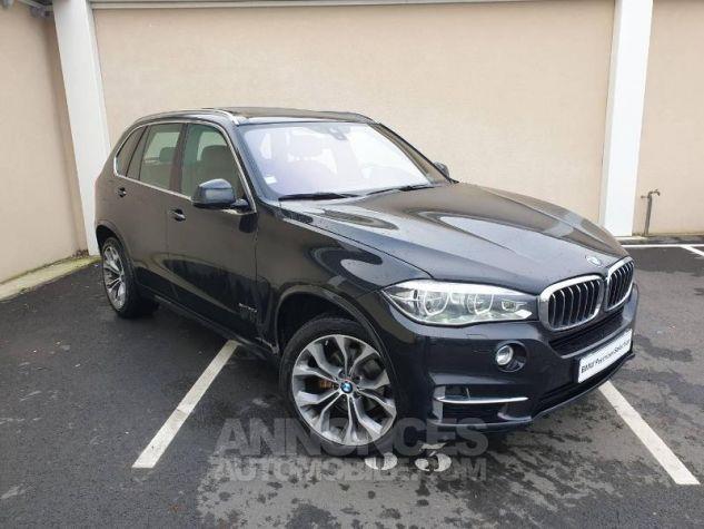 BMW X5 xDrive30dA 258ch Exclusive Saphirschwarz Occasion - 0