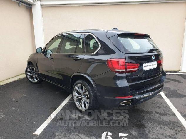 BMW X5 xDrive30dA 258ch Exclusive Saphirschwarz Occasion - 1