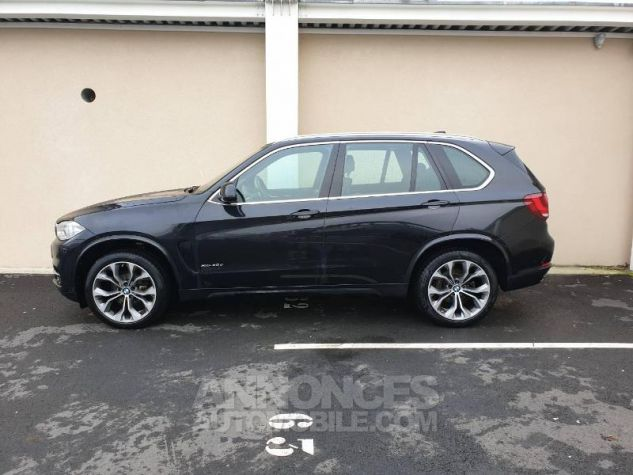 BMW X5 xDrive30dA 258ch Exclusive Saphirschwarz Occasion - 2