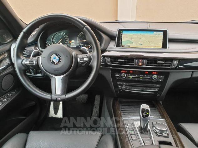 BMW X5 xDrive30dA 258ch Exclusive Saphirschwarz Occasion - 4
