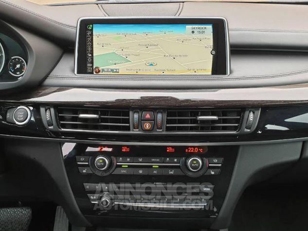 BMW X5 xDrive30dA 258ch Exclusive Saphirschwarz Occasion - 6