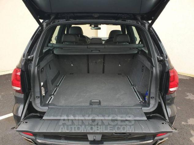 BMW X5 xDrive30dA 258ch Exclusive Saphirschwarz Occasion - 7