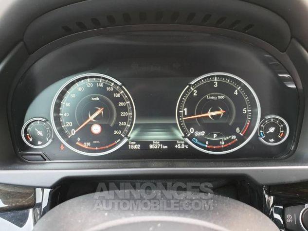 BMW X5 xDrive30dA 258ch Exclusive Saphirschwarz Occasion - 10