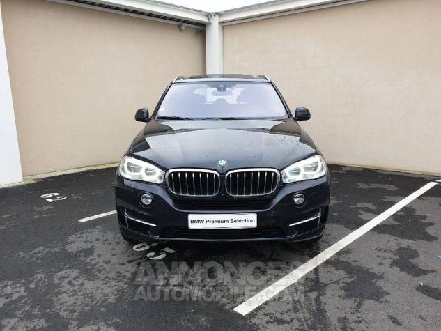 BMW X5 xDrive30dA 258ch Exclusive Saphirschwarz Occasion - 12