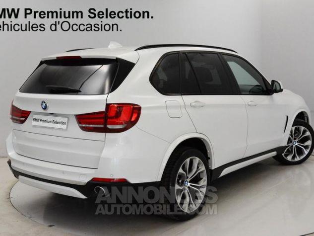 BMW X5 xDrive30dA 258ch Exclusive MINERALWEISS METALLISE Occasion - 2