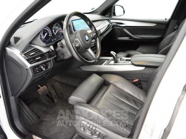 BMW X5 xDrive30dA 258ch Exclusive MINERALWEISS METALLISE Occasion - 3