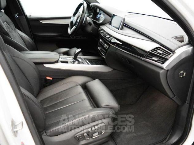 BMW X5 xDrive30dA 258ch Exclusive MINERALWEISS METALLISE Occasion - 4