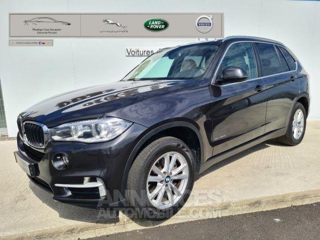 BMW X5 xDrive30dA 258ch Lounge Plus Gris Occasion - 0