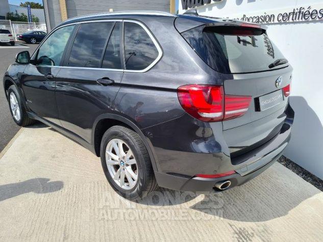 BMW X5 xDrive30dA 258ch Lounge Plus Gris Occasion - 1