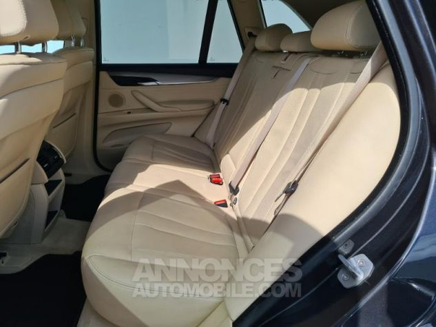 BMW X5 xDrive30dA 258ch Lounge Plus Gris Occasion - 2