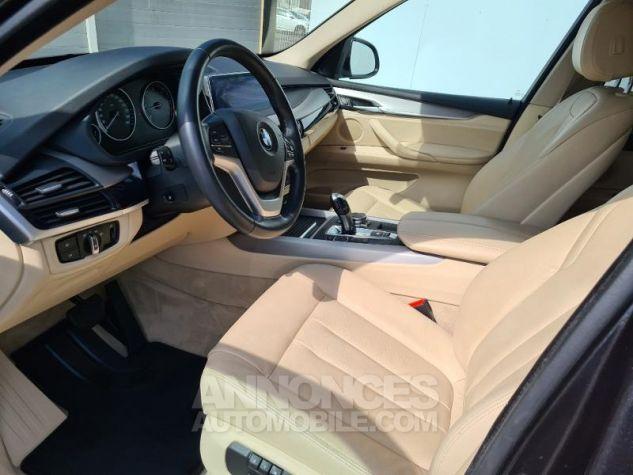 BMW X5 xDrive30dA 258ch Lounge Plus Gris Occasion - 4
