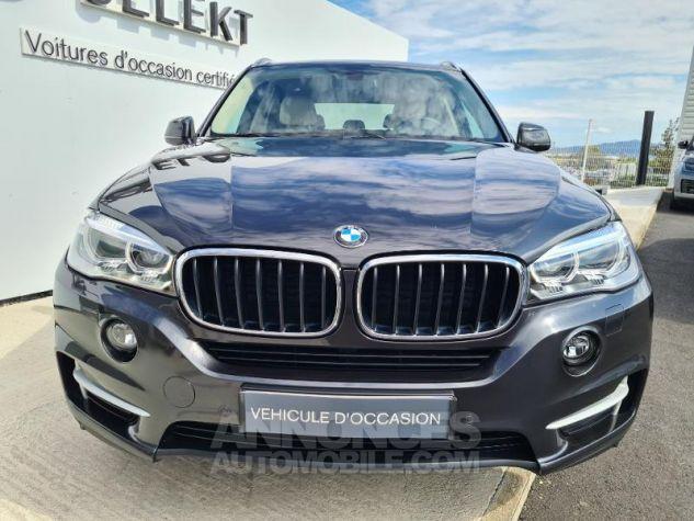 BMW X5 xDrive30dA 258ch Lounge Plus Gris Occasion - 7
