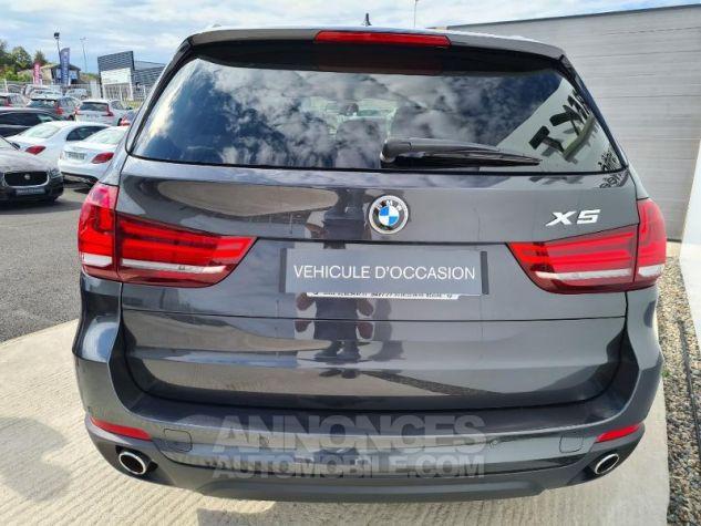 BMW X5 xDrive30dA 258ch Lounge Plus Gris Occasion - 8