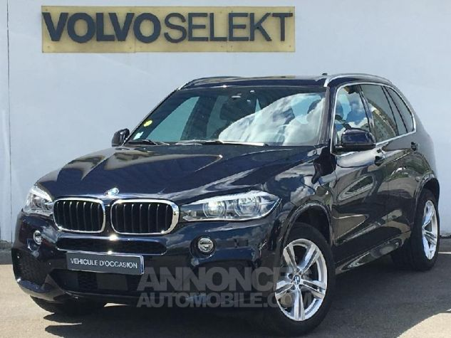 BMW X5 xDrive30dA 258ch M Sport Carbonschwarz Occasion - 0