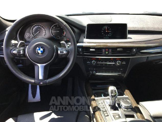 BMW X5 xDrive30dA 258ch M Sport Carbonschwarz Occasion - 5