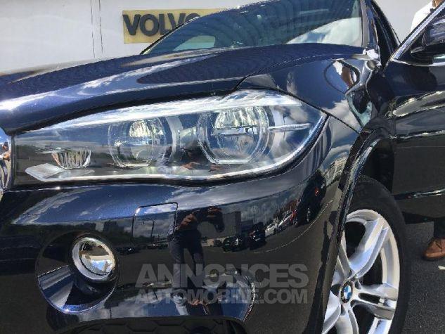 BMW X5 xDrive30dA 258ch M Sport Carbonschwarz Occasion - 6