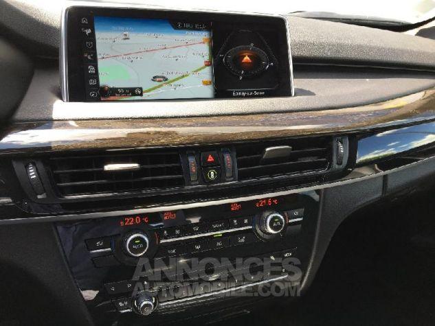 BMW X5 xDrive30dA 258ch M Sport Carbonschwarz Occasion - 14