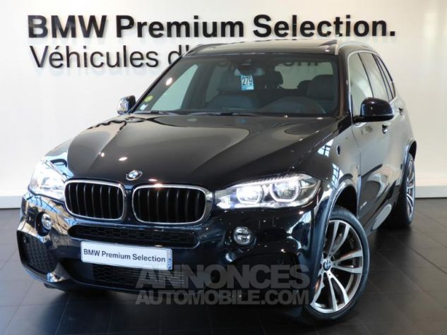 BMW X5 xDrive30dA 258ch M Sport Carbonschwarz metallise Occasion - 0