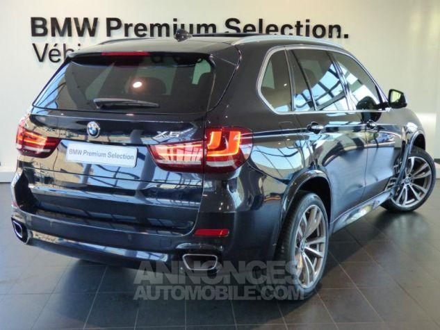 BMW X5 xDrive30dA 258ch M Sport Carbonschwarz metallise Occasion - 1