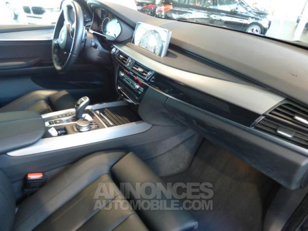 BMW X5 xDrive30dA 258ch M Sport Carbonschwarz metallise Occasion - 2