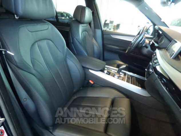 BMW X5 xDrive30dA 258ch M Sport Carbonschwarz metallise Occasion - 3