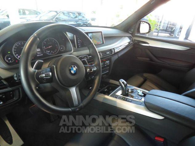 BMW X5 xDrive30dA 258ch M Sport Carbonschwarz metallise Occasion - 4
