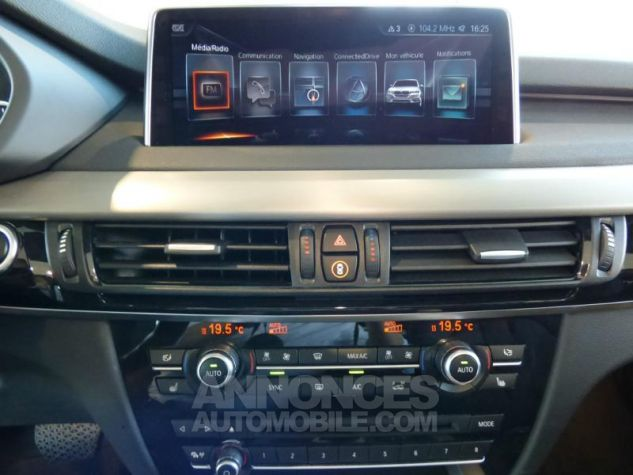 BMW X5 xDrive30dA 258ch M Sport Carbonschwarz metallise Occasion - 11