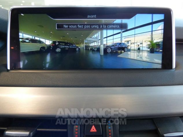 BMW X5 xDrive30dA 258ch M Sport Carbonschwarz metallise Occasion - 13