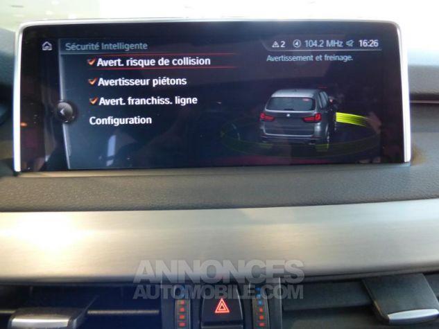 BMW X5 xDrive30dA 258ch M Sport Carbonschwarz metallise Occasion - 16