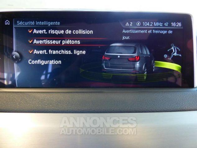 BMW X5 xDrive30dA 258ch M Sport Carbonschwarz metallise Occasion - 17