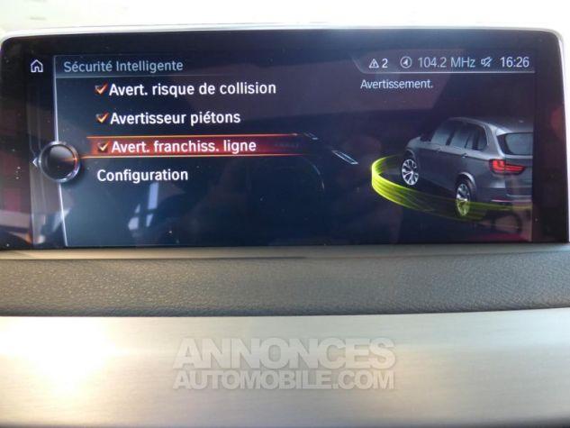 BMW X5 xDrive30dA 258ch M Sport Carbonschwarz metallise Occasion - 18