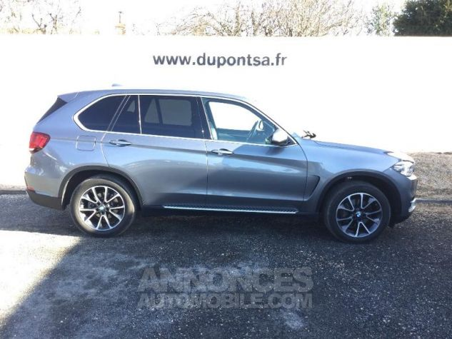 BMW X5 xDrive30dA 258ch xLine GRIS F Occasion - 9