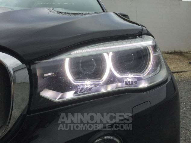 BMW X5 xDrive30dA 258ch xLine NOIR Occasion - 11