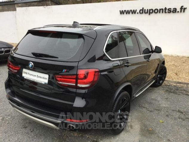 BMW X5 xDrive30dA 258ch xLine NOIR Occasion - 1