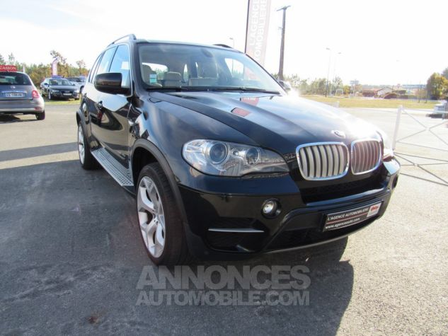 BMW X5 xDrive40dA 306ch Luxe NOIR Occasion - 7