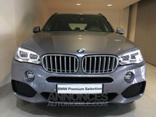 BMW X5 xDrive40dA 313ch M Sport Spacegrau metallisee Occasion - 9