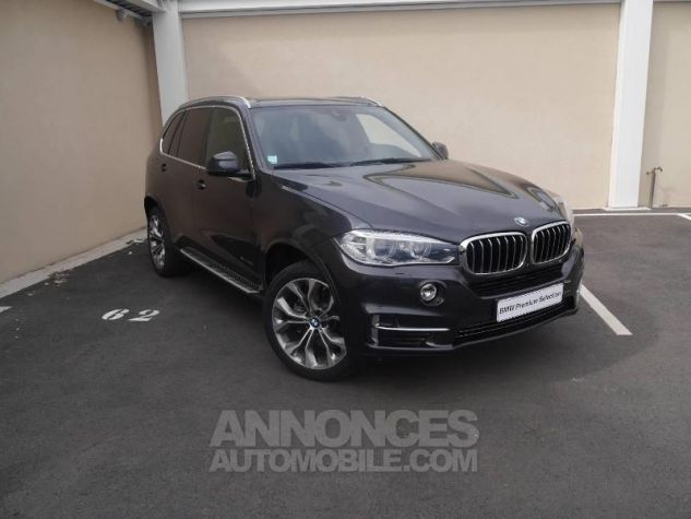 BMW X5 xDrive40eA 313ch Exclusive Sophistograu Occasion - 0
