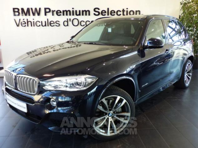 BMW X5 xDrive40eA 313ch M Sport Carbonschwarz metallise Occasion - 0