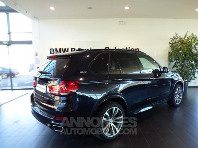BMW X5 xDrive40eA 313ch M Sport Carbonschwarz metallise Occasion - 1