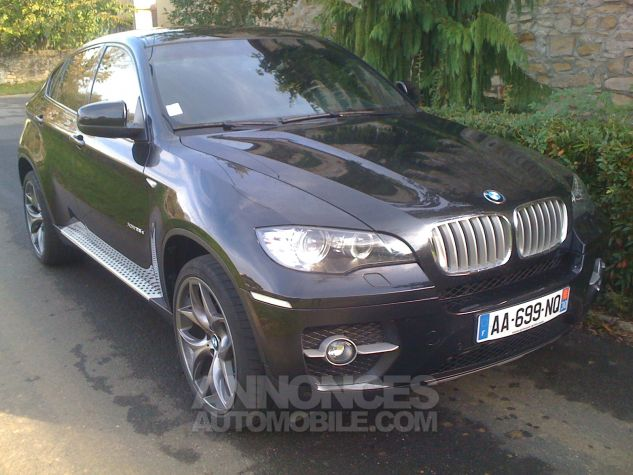 BMW X6 35D Xdrive Individual Pack Sport 286 Noir  Occasion - 0