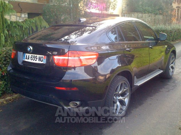 BMW X6 35D Xdrive Individual Pack Sport 286 Noir  Occasion - 1
