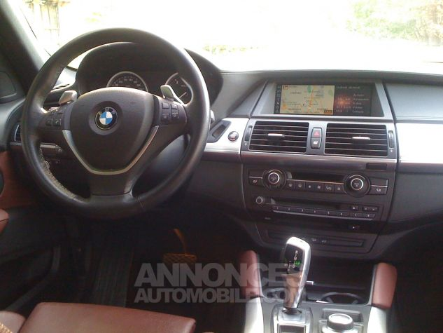 BMW X6 35D Xdrive Individual Pack Sport 286 Noir  Occasion - 3