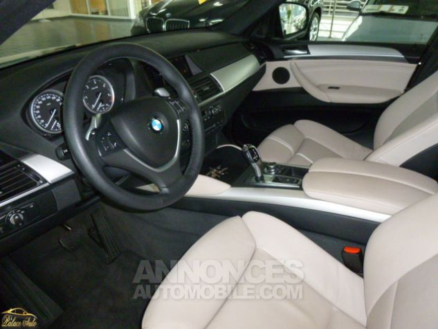 BMW X6 BMW X6 xDrive30d 245cv GPS Cuir Xénon Toit ouvrant Noir métallisé Occasion - 2